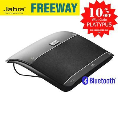 Jabra Freeway In-Car Wireless Speakerphone Bluetooth with FM 100-46000000-37..