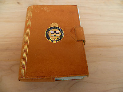 Vintage Old S.s Oronsay Advertising Deck Of Cards In Case (978)