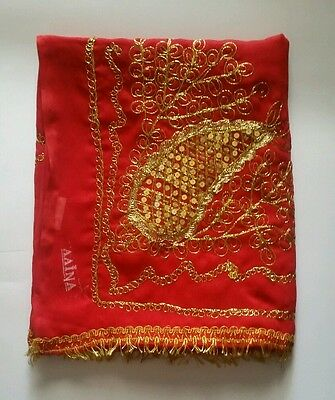 Saree, Indian Bridal Fashion, Saree gold design-Fast delivery *SALES*