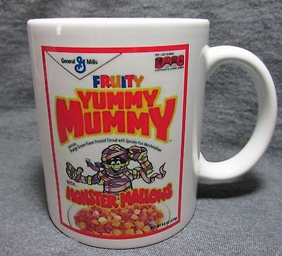 Yummy Mummy Cereal Box Coffee Cup, Mug - GM Classic - Sharp - COLLECT THE SET