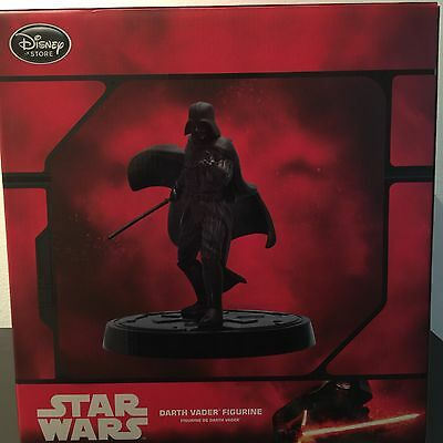 Exclusive Star Wars Darth Vader Figurine Limited Edition Disney Store