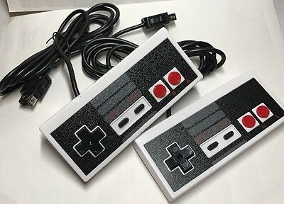 New Lot Of 2 For Nintendo Controller for your NES Classic Mini Edition 6 Foot