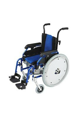 Wheelchair Children's Blue 125kg