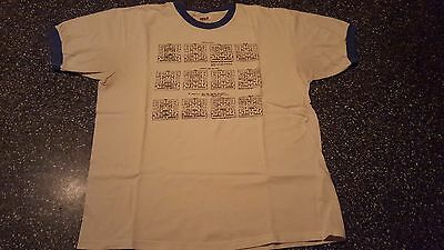 Vintage Phish MAZE Lot t-shirt with PACMAN Cheat Codes | Size L