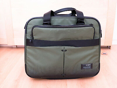 "Samsonite Cityvibe Rolling Tote 16"" Trolley Green"