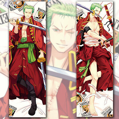 New Anime ONE PIECE Otaku Dakimakura Hug Body Pillow Case Cover 150cm*50cm #18