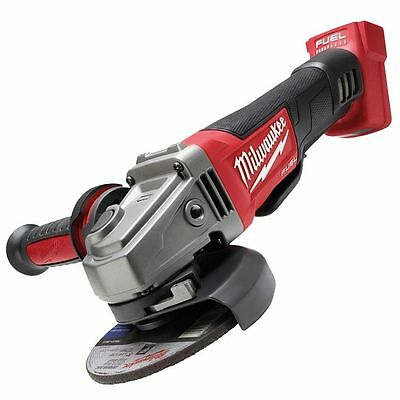 Brand New Milwaukee 18V Cordless Fuel M18 Cag125 Xpd125Mm Angle Grinder  2780-20