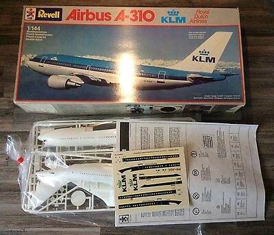 Maquette Revell Airbus A-310 Klm Royal Dutch Airline 1/144