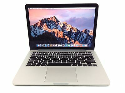 "Apple Macbook Pro Core I5 2.6 13 (2014) (A1502) 8Gb 128Gb Ssd 13.3"" I5 1681402"