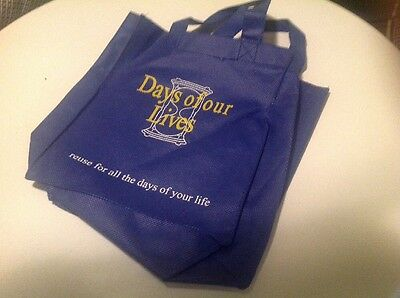 Days Of Our Lives Official Collectable Tote Bag Memorabillia