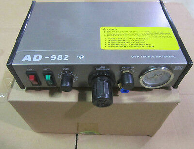 AD-982 Solder Paste Glue Dropper Liquid Dispenser Controller