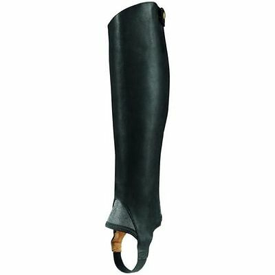 (C)Ariat Close Contact Chaps waxed - Black (9602) Only 79.99