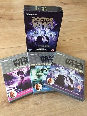 Dr Who Doctor Who The Beginning DVD Hartnell Daleks Unearthly Child