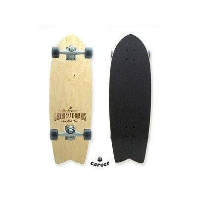 """Carver Clearwood 29"""" CX4 surfskate"""