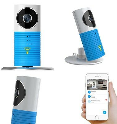 Clever Dog Cleverdog Home Security Camera WiFi Monitor For Smart phones Tablets