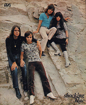 Shocking Blue - Photo's + Articles  From Dutch Music Magazines 1970-1971
