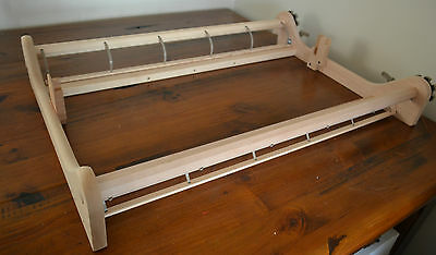 """Ashford Weaving Loom Ridid Heddle 32"""" 80cm excellent used condition"""