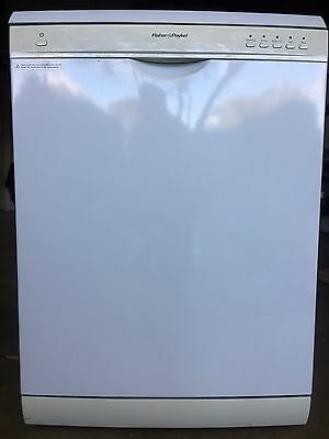 Fisher & Paykel Dishwasher DW60CSW1