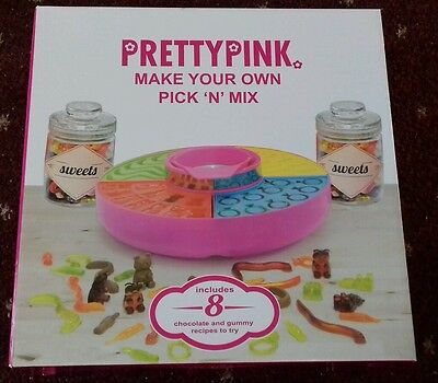 Pretty Pink Make Your Own Pick and Mix. New Sweety maker.