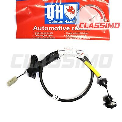 Clutch Cable for PEUGEOT 206 - all Models ex GTI - 1998 to 2007 - Quinton Hazell