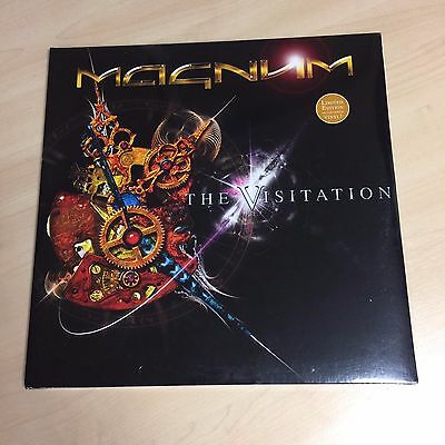 Magnum ‎– The Visitation (VINYL) New and sealed