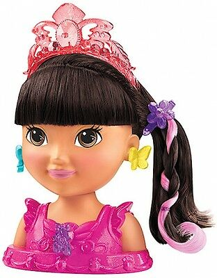 Nickelodeon Dora and Friends Ballerina Styling Head Doll Girls Gift Play Toy