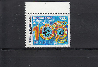 Dominican Republic 2006 PanAm Health Sc 1398A  mint never hinged