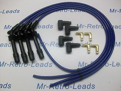 Blue 8Mm Performance Ignition Lead Kit C20Xe 2.0 Vauxhall Astra Cavalier Racing