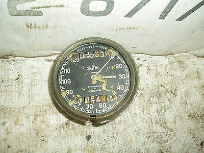 Smiths Chronometric Speedometer 120mph clocks s.467/243/n classic motorcycle