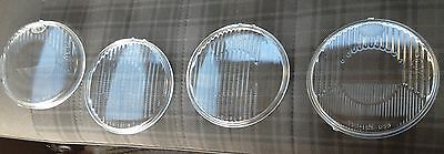 BMW E30 E32 E34 headlights glass lens Complect