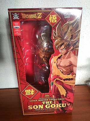 Super Master Stars Piece The Son Goku Chinese New Year version (Pre-order)