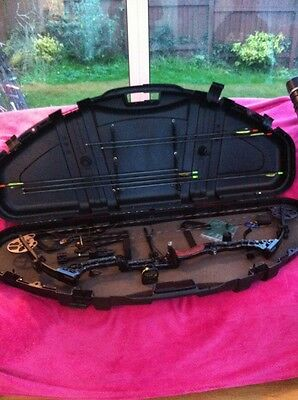 Bowtech Constitution Compound Bow Plano Protector Hard Case