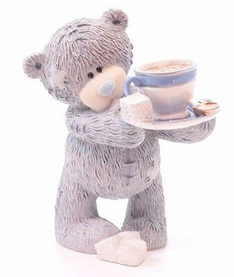 Me To You Tatty Teddy Bear Collectors Figurine -Made with Love # 40087 rare