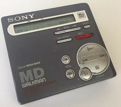 Sony Minidisc Player/Recorder MZ-R70