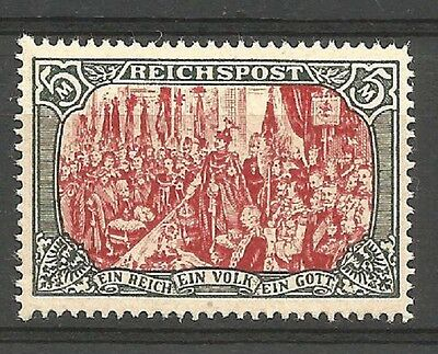 Timbre D'allemagne..reichpost.  N° 64  Neuf. Cote 1600€