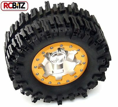 "RC4WD Mud Slingers Monster Size 40 Series 3.8"" Tires RC4WD Yeti XL Tyre Z-T0016"