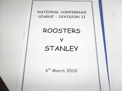 2010 Eccles Roosters V Stanley