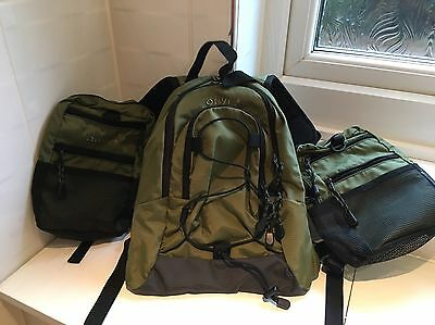 Orvis Fishing Vest Chest Back Pack - Multi Pocket - Excellent Condition