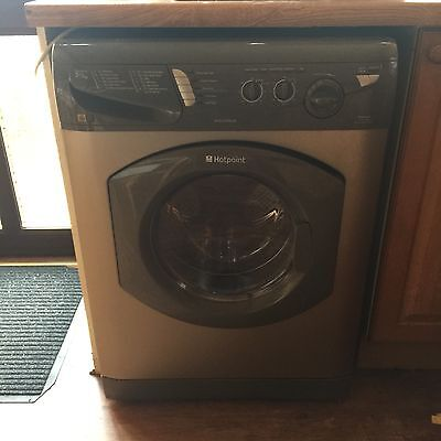 Hotpoint WD440 Washer Dryer - Silver/grey COLLECTION IS FROM EDINBURGH EH22 !!