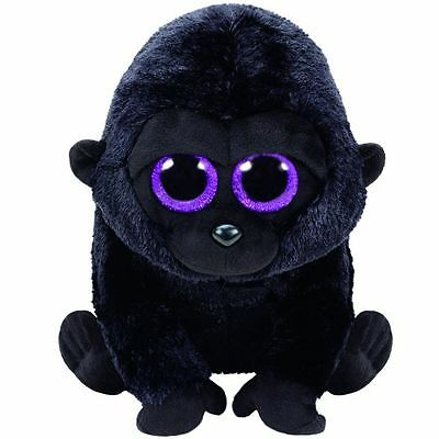 George Gorilla�Beanie Boo Medium 13 inch - Stuffed Animal by Ty (37144)
