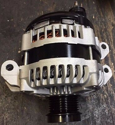New 180A Alternator  11-14 Chry 300, Dodge Charger,durango & Jeep G-Cherokee/