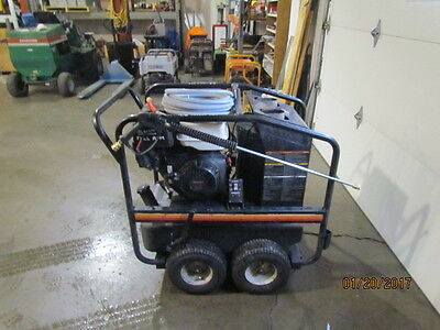 Mi-T-M Hot Water Pressure Washer Model # HSP-3004-3MGH