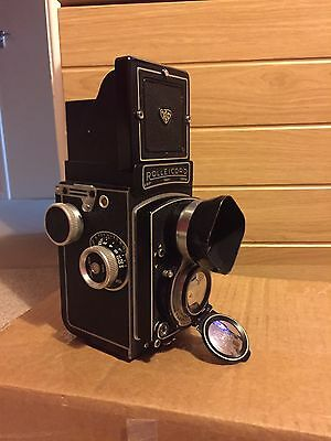 Rolleicord Camera, Old Camera