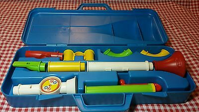 1994 Fisher-Price Crazy Combo Horn Set