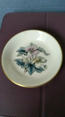 Small Royal Worcester Trinket Pin Dish