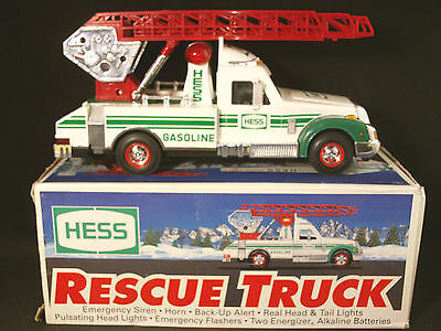 HESS 1994 Rescue Truck With Original Box