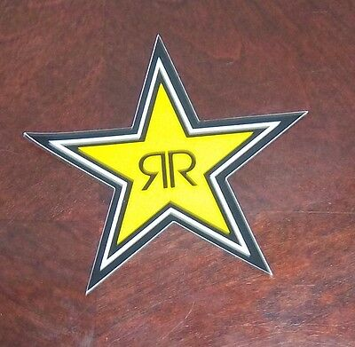 Decal Automotive OFF ROAD RR star