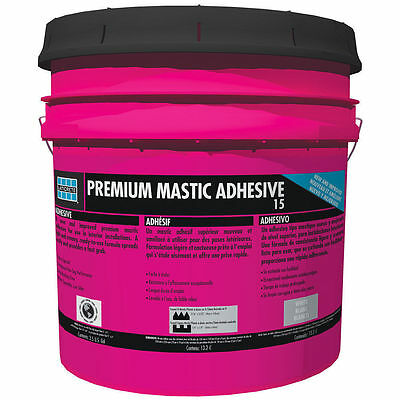 Laticrete 0015-0035-22 15 Premium Mastic Latex Adhesive, 3.5 Gallon White