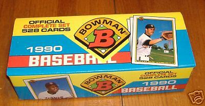 bowman  factory set 1990