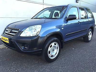 2005 Honda CR-V 2.0 i-VTEC SE, Low Mileage, 2 owners from new